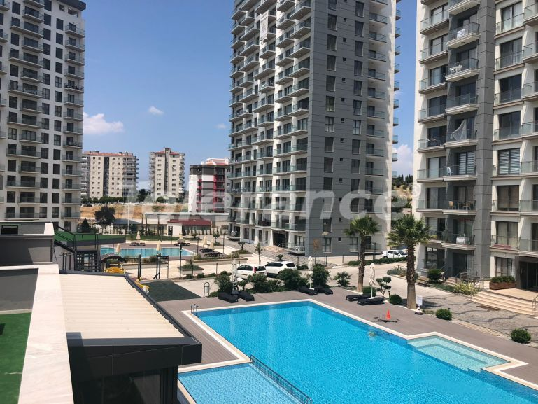 One-bedroom apartments in Izmir from the developer in a complex with an open swimming pool - 25412 | Tolerance Homes