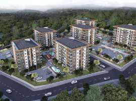 Modern apartments in Izmir in a complex with a swimming pool from  the reliable developer - 25437 | Tolerance Homes