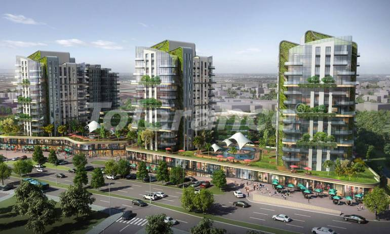 Luxury apartments in Bahcelievler, Istanbul with installments from the developer - 25450 | Tolerance Homes