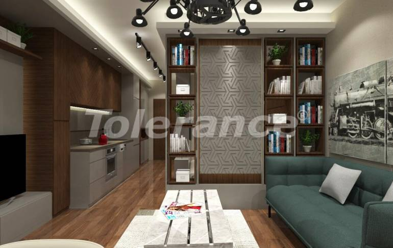 Luxury apartments in Istanbul in a modern complex at the intersection of important transport routes - 26619 | Tolerance Homes