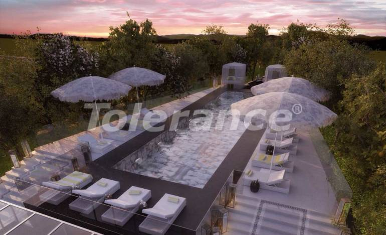 Luxurious project from the developer in Istanbul of exclusive design and a rental guarantee of 20 years - 25509 | Tolerance Homes