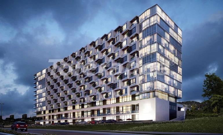 Modern apartments in Beylikduzu, Istanbul with panoramic view to the Marmara Sea - 25517 | Tolerance Homes