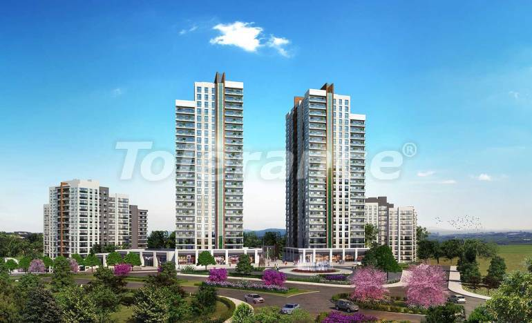 Apartments in Istanbul from the developer in a profitable investment project - 25595 | Tolerance Homes
