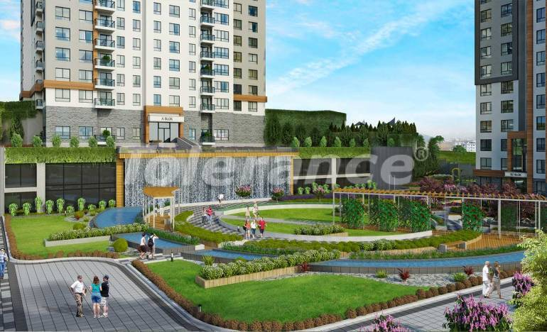 Apartments in Istanbul with a separate kitchen, with installments from the developer - 25687   Tolerance Homes