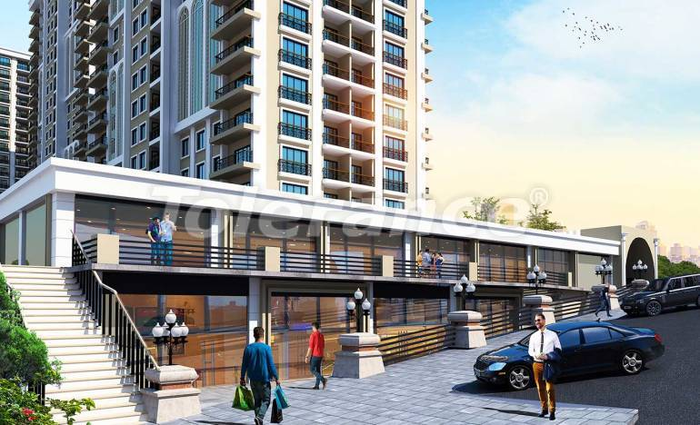 Spacious apartments in Istanbul in a complex with an indoor pool - 25697 | Tolerance Homes