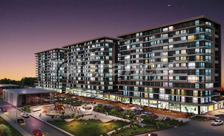 Luxury apartments in Beylikduzu, Istanbul in a modern complex with sea views - 25700   Tolerance Homes