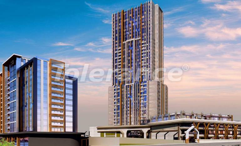 Investment project: affordable apartments in Istanbul with sea view - 25706 | Tolerance Homes