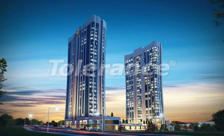 Luxury apartments in Istanbul by installments from the developer - 25728 | Tolerance Homes