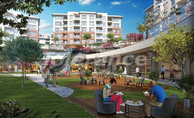 Luxury spacious apartments in Istanbul from the developer - 25765 | Tolerance Homes
