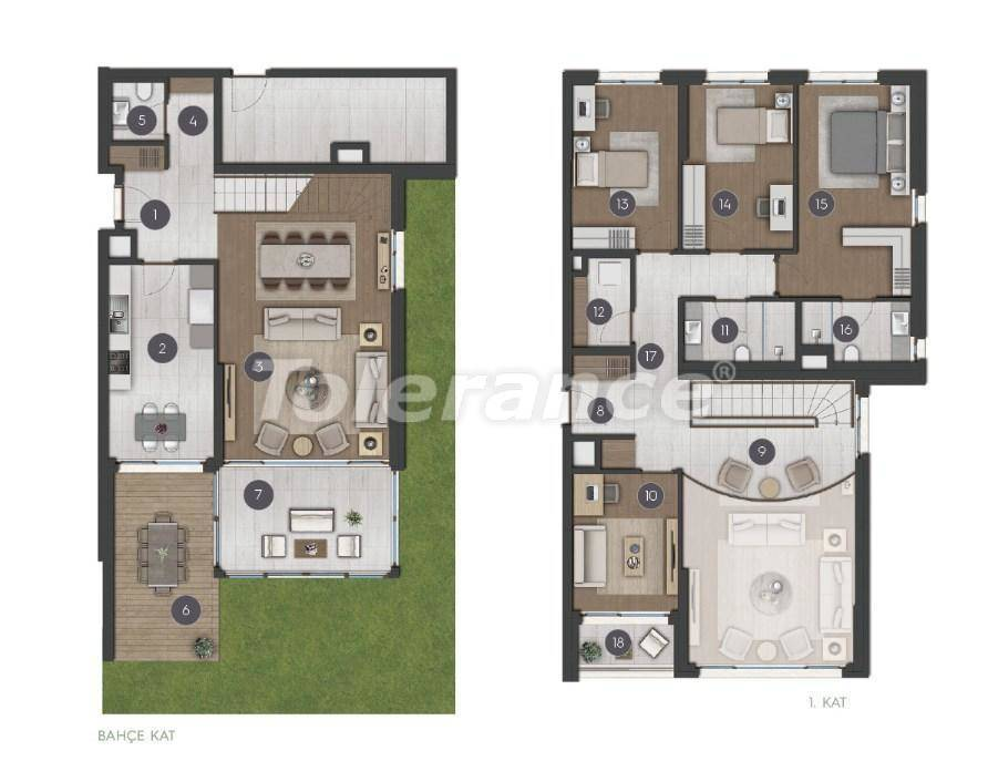 Luxury spacious apartments in Istanbul from the developer - 27280 | Tolerance Homes