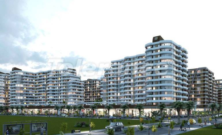 Apartments in a modern complex in Istanbul with a rich infrastructure by installments from the developer - 25784   Tolerance Homes