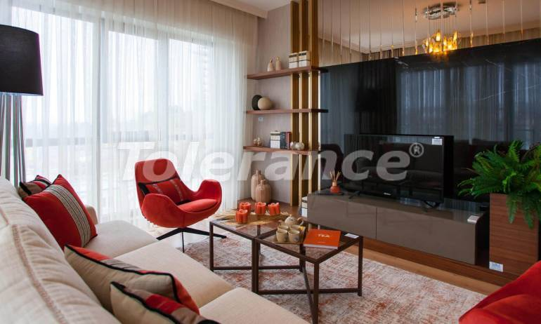 Modern apartments in the center of Istanbul of the best quality from the developer - 27404 | Tolerance Homes