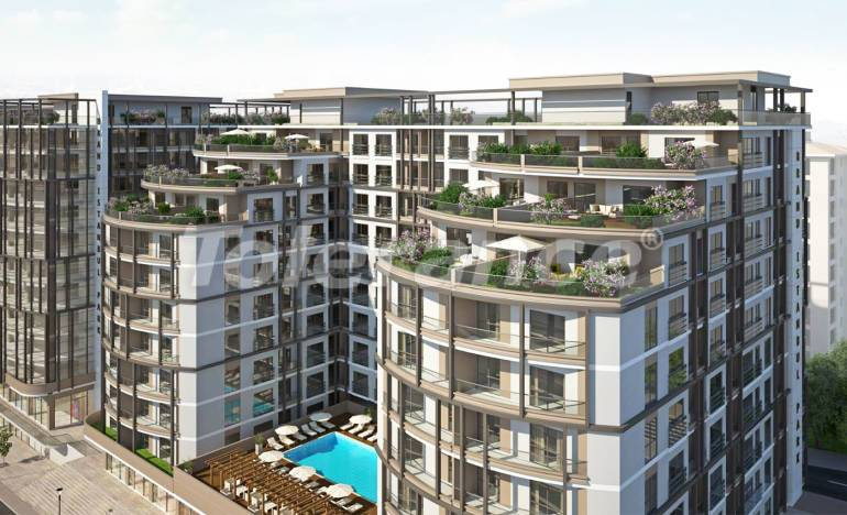 Luxury apartments in Istanbul in a project profitable for investment from the developer - 25848 | Tolerance Homes