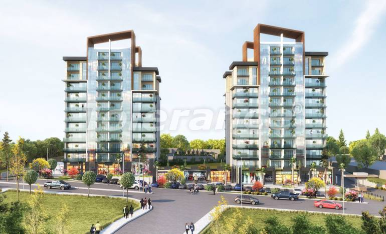 Ready to move luxury apartments in Bagcilar, Istanbul by installments from the developer - 25913 | Tolerance Homes
