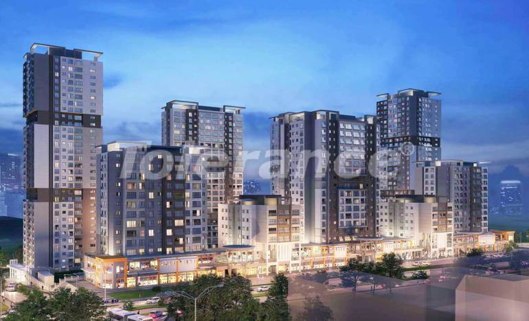New apartments in Bahcesehir, Istanbul with installments up to 50 months - 25972   Tolerance Homes