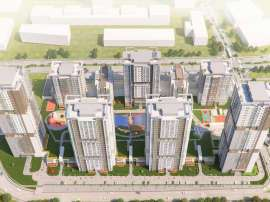 New apartments in Bahcesehir, Istanbul with installments up to 50 months - 25971   Tolerance Homes