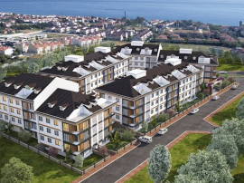 New spacious apartments in Beylikduzu, Istanbul with installments and with possibility to obtain citizenship - 26166 | Tolerance Homes