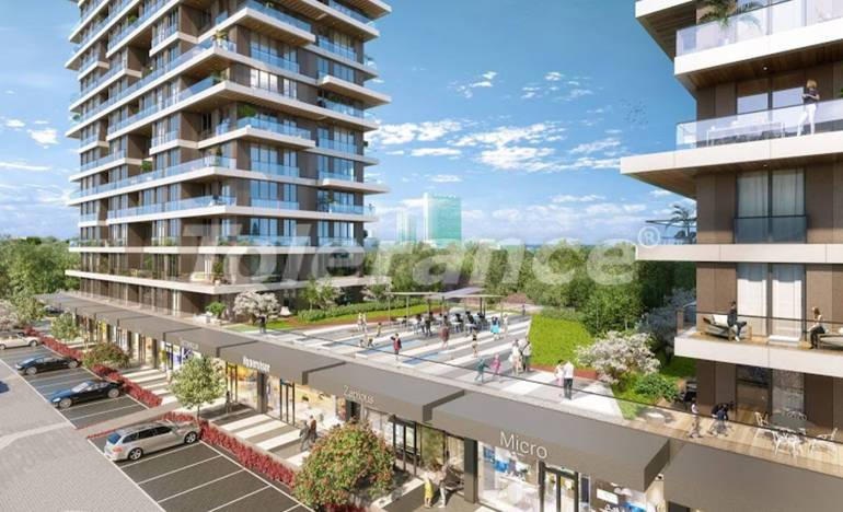 Apartments in Istanbul for investment, by installments from the developer - 26231 | Tolerance Homes