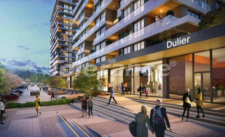 Apartments in Istanbul for investment, by installments from the developer - 26233 | Tolerance Homes