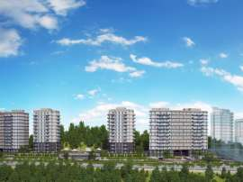 Apartments in Bahçeşehir, Istanbul from the developer with a unique panoramic view - 36098 | Tolerance Homes