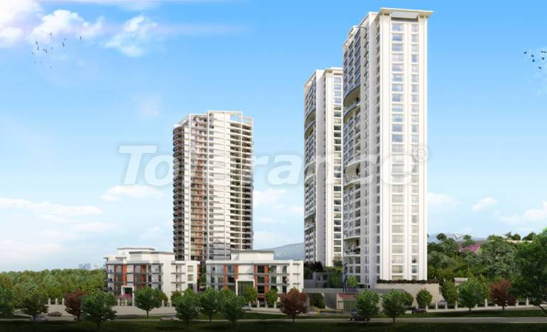Apartments in Kartal, Istanbul in a project with a government guarantee - 26339 | Tolerance Homes