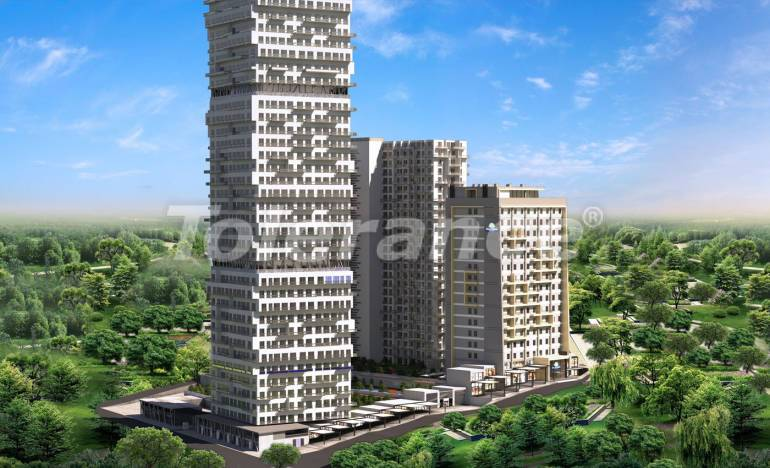 Apartments profitable for Investment in Esenyurt, Istanbul with installments up to 1 year - 26377   Tolerance Homes