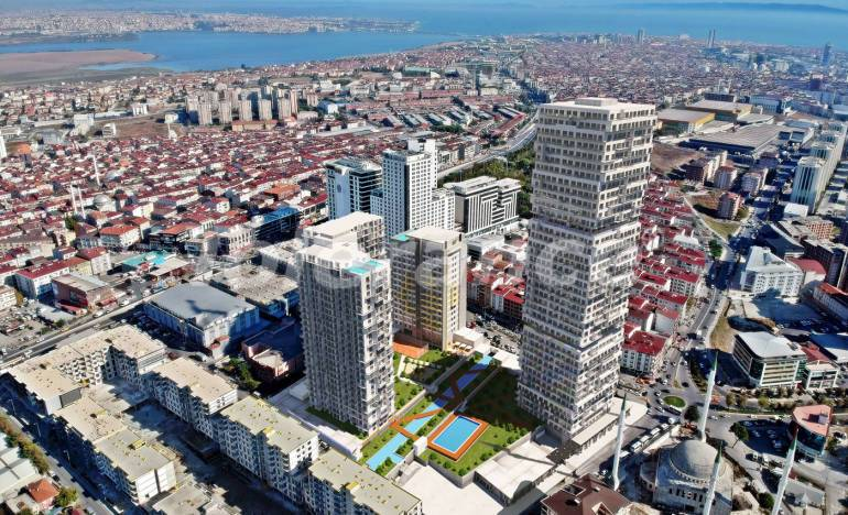 Apartments profitable for Investment in Esenyurt, Istanbul with installments up to 1 year - 26376   Tolerance Homes
