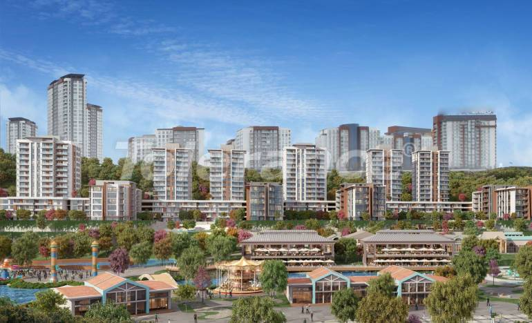 Investment project in Istanbul with a rental guarantee - 26388 | Tolerance Homes