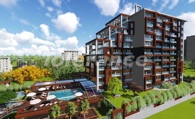 Spacious apartments in Beylikduzu, Istanbul with installments from the developer - 26480 | Tolerance Homes