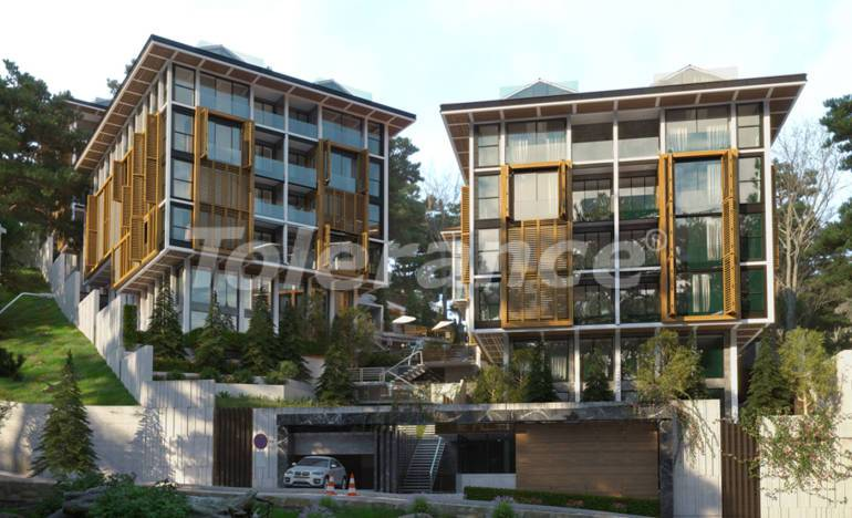 Luxurious apartments in Istanbul in a complex with rich infrastructure - 26490   Tolerance Homes