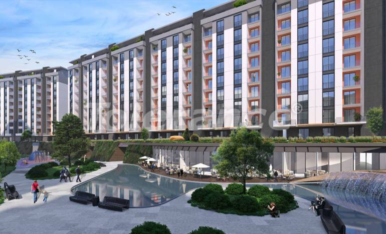 Modern apartments in the center of Istanbul by installments from the developer - 26500 | Tolerance Homes