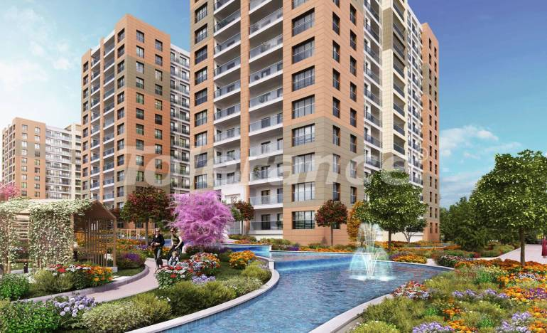 Investment project: spacious apartments in Beylikduzu, Istanbul in a modern complex from the developer - 26515 | Tolerance Homes