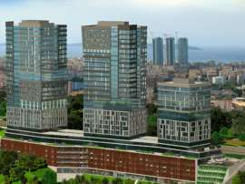 New apartments in Istanbul in a complex with rich infrastructure from the developer - 26538 | Tolerance Homes