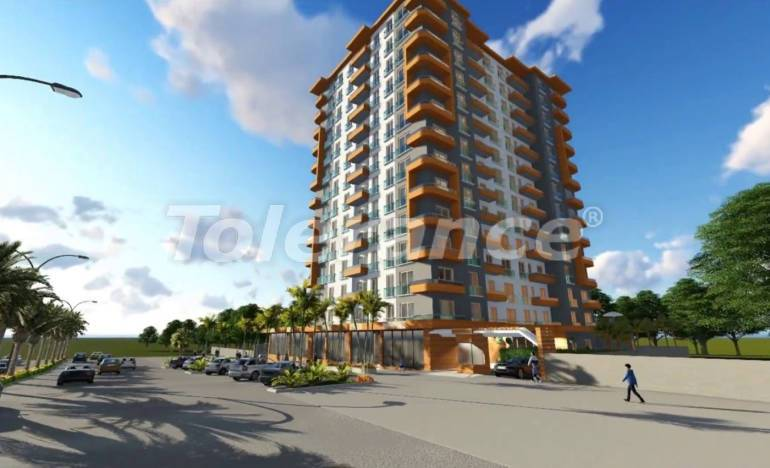 Apartments in Kucukcekmece, Istanbul profitable for investment from the developer - 26547   Tolerance Homes