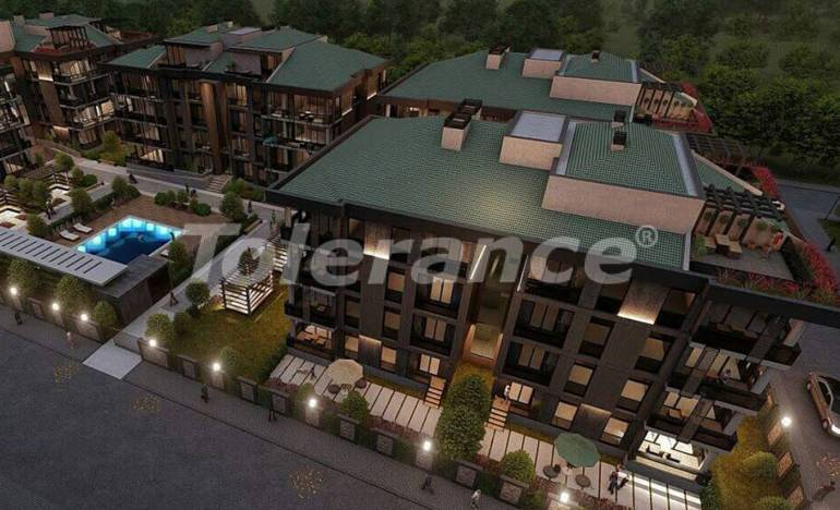 Luxury apartments in Buyukcekmece, Istanbul with the sea and lake views - 26554 | Tolerance Homes