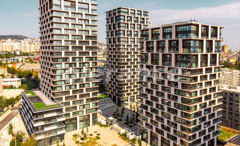 Apartments in Istanbul with sea view - 26571 | Tolerance Homes