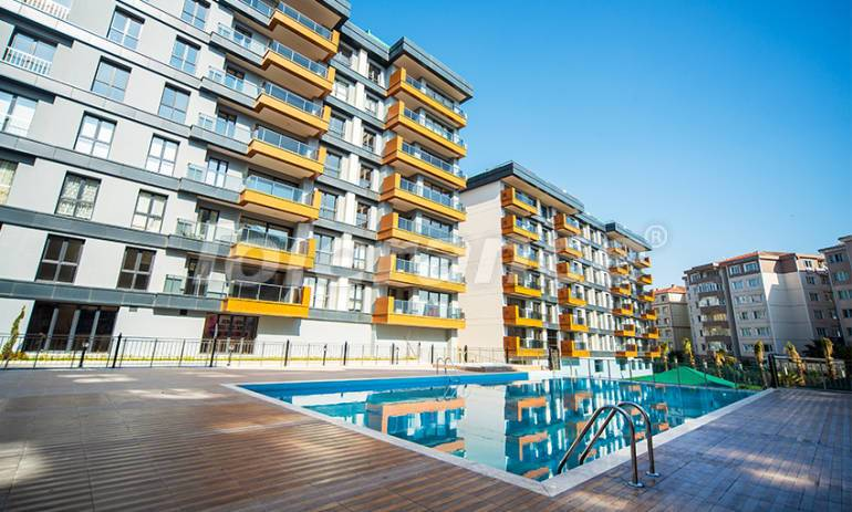 New apartments in Buyukcekmece, Istanbul with sea views, by installments from the developer - 26582 | Tolerance Homes