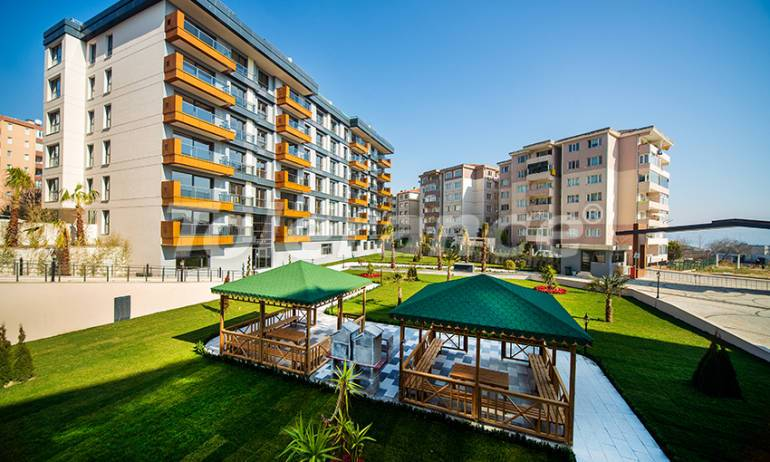 New apartments in Buyukcekmece, Istanbul with sea views, by installments from the developer - 26584 | Tolerance Homes