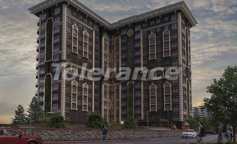 Profitable investment apartments in the historical center of Istanbul - 26594 | Tolerance Homes