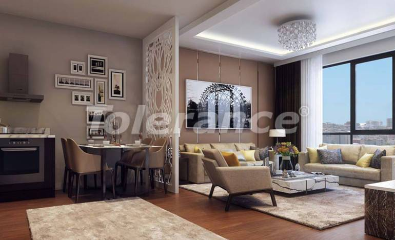 Profitable investment apartments in the historical center of Istanbul - 26597 | Tolerance Homes