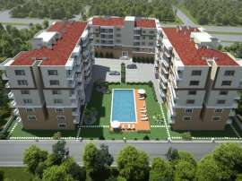Affordable apartments in Izmir from the developer in a complex with a swimming pool - 26621 | Tolerance Homes