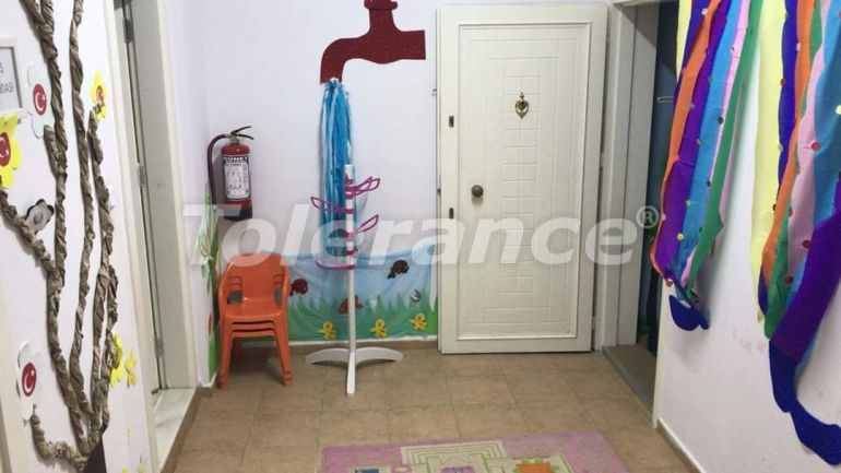 Three-storey building in Uncali, Konyaalti with a tenant - 26693   Tolerance Homes