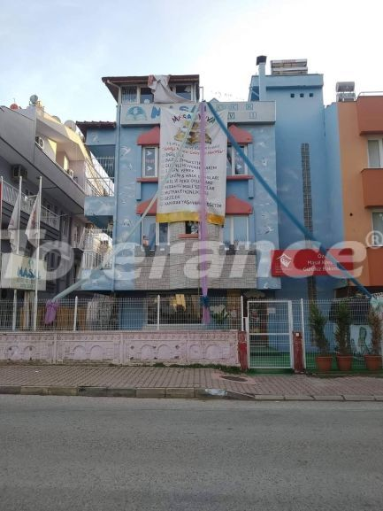 Three-storey building in Uncali, Konyaalti with a tenant - 26722   Tolerance Homes