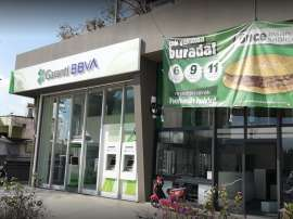 "Commercial premises in Antalya with a tenant bank ""Garanti"" - 26765 