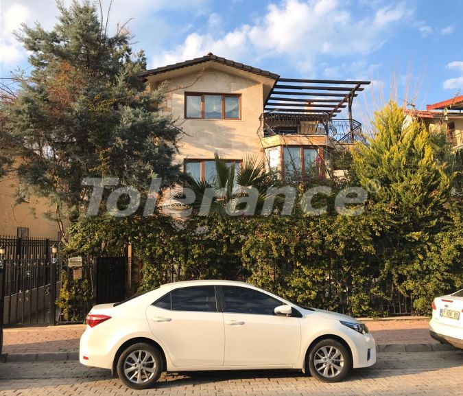 House in the center of Kemer with a private territory just 400m from the sea - 26779 | Tolerance Homes