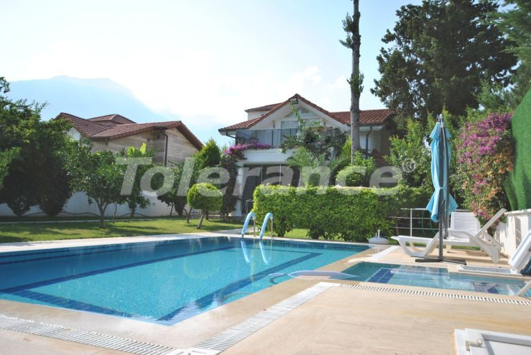 Detached villa in Kemer with private pool, sauna and garden - 26818   Tolerance Homes