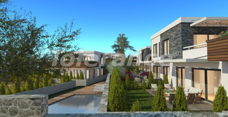 Two-bedroom apartments in Bodrum - 26889 | Tolerance Homes