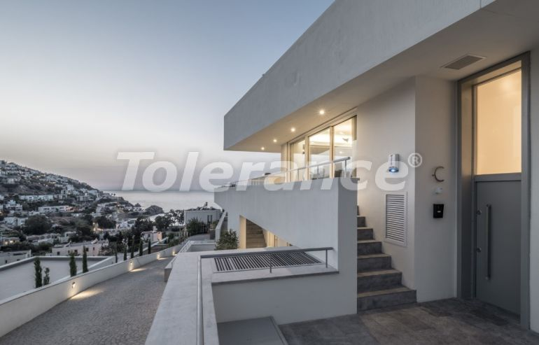 Luxury villa in Bodrum with sea views, just 250 meters from the beach - 28952 | Tolerance Homes