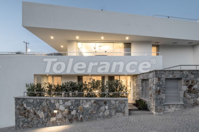 Luxury villa in Bodrum with sea views, just 250 meters from the beach - 28953 | Tolerance Homes