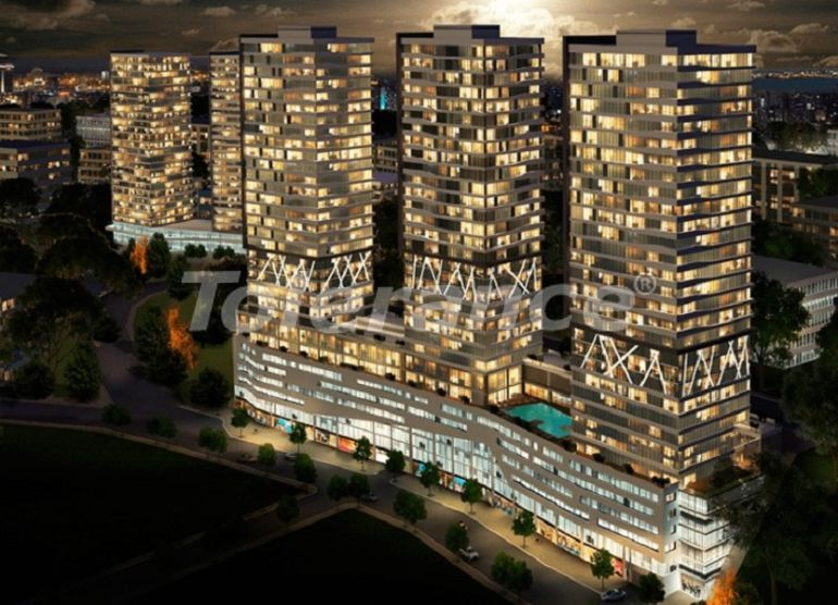 Commercial premises for shops in Istanbul in a residential complex from the developer - 27212 | Tolerance Homes
